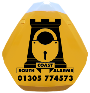 South Coast Alarms Bell Box