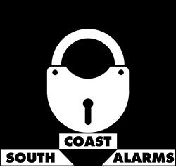 South Coast Alarms Logo